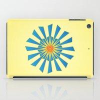 Spring Blue iPad Case