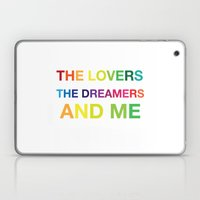 The Lovers, The Dreamers… Laptop & iPad Skin