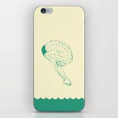 Think or Swim iPhone & iPod Skin