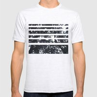 Under The Trees Mens Fitted Tee Ash Grey SMALL