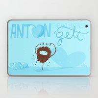Anton, The Valentine´s … Laptop & iPad Skin