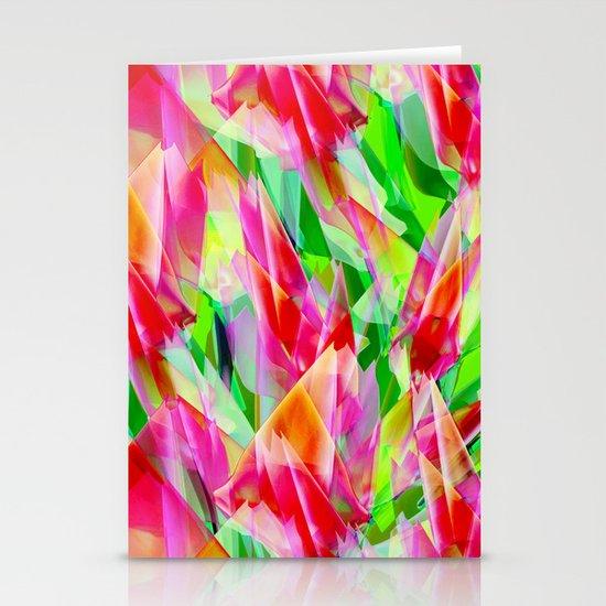 Tulip Fields #119 Stationery Card