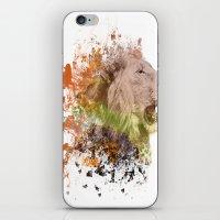 LionHeart iPhone & iPod Skin