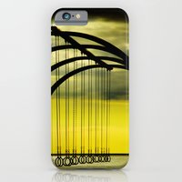 iPhone & iPod Case featuring Beach Rings by Patrick McPheron