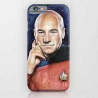 Captain Picard iPhone 6 Slim Case
