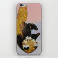 Red Panda Cub iPhone & iPod Skin