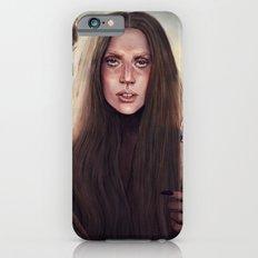 Fallen Angel iPhone 6 Slim Case