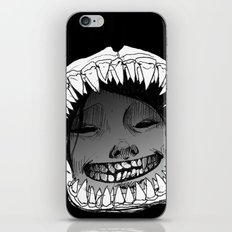 Shark Snark iPhone & iPod Skin