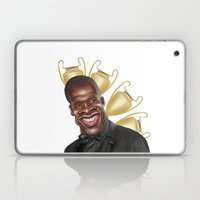 Clarence Seedorf Caricat… Laptop & iPad Skin