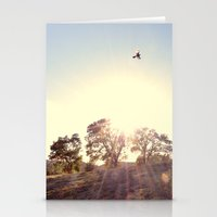 A Hawks View Stationery Cards