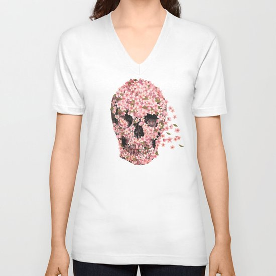 A Beautiful Death  V-neck T-shirt