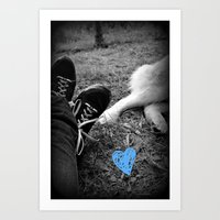 True.Love Art Print