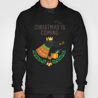 Christmas is coming Hoody