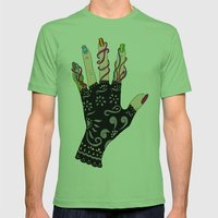 Hand Mens Fitted Tee Grass SMALL
