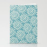 Wheels: Blue Stationery Cards