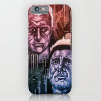 Blade Runner 30th anniversary iPhone 6 Slim Case
