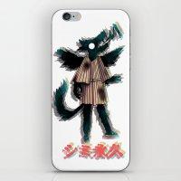 Shimi Towa iPhone & iPod Skin