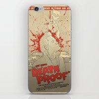 Death Proof iPhone & iPod Skin