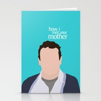 Marshall Ericksen HIMYM Stationery Cards