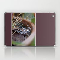 water's web Laptop & iPad Skin