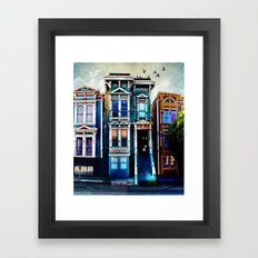 Victorian #1 Framed Art Print