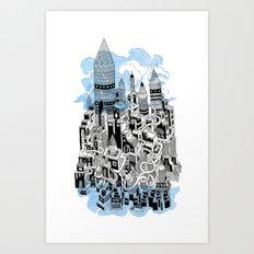 Eden Olympia Art Print