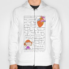 labyrinth Hoody