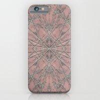 Snowflake Pink iPhone 6 Slim Case