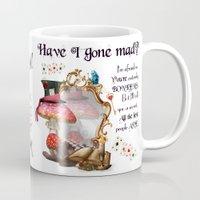 Alice In Wonderland, Mad hatter Bonkers Mug