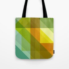 Sunny Facets Tote Bag
