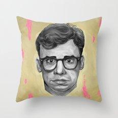 Rick Moranis Throw Pillow