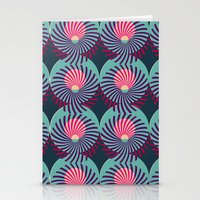 HUKUMU - peacock Stationery Cards