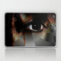 Window to the Soul Laptop & iPad Skin