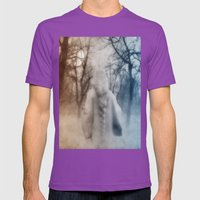 Braid Mens Fitted Tee Ultraviolet SMALL