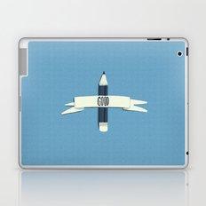 Lucky pencil Laptop & iPad Skin