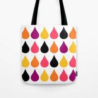 Pattern, Sweet Drops Tote Bag