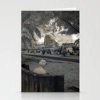 Waiting In West Palm Bea… Stationery Cards