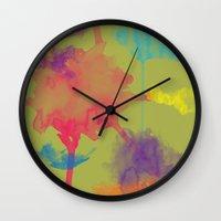 Multi-World Wall Clock