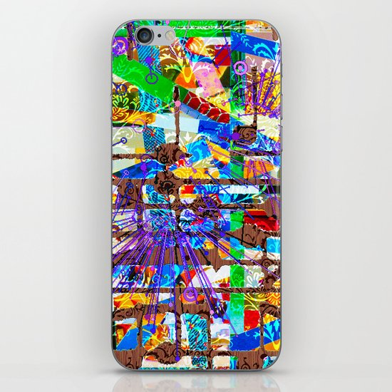 Frank (Goldberg Variations #10) iPhone & iPod Skin