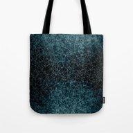 Polygonal A4 Tote Bag
