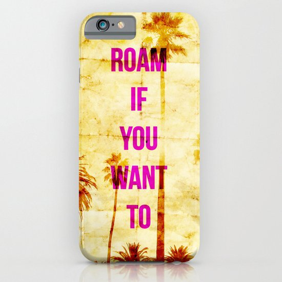 Roam iPhone & iPod Case