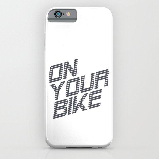 Bike. iPhone & iPod Case