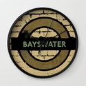 Bayswater Wall Clock