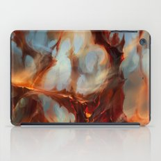 Bloodstained Mire iPad Case