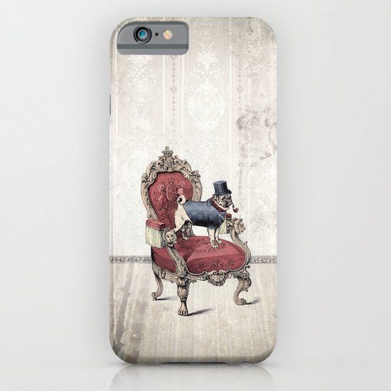 The Imperial Pug iPhone & iPod Case