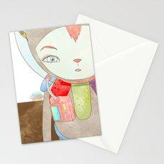 탐사 TO YOUR HEART TO THE MOON Stationery Cards