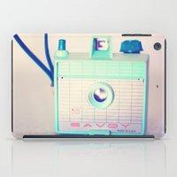 Vintage Savoy Camera iPad Case