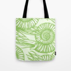 AMMONITE COLLECTION GREE… Tote Bag