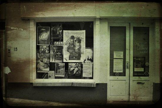 Chez Albert Art Print