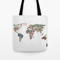 Louis Armstrong Told Us … Tote Bag